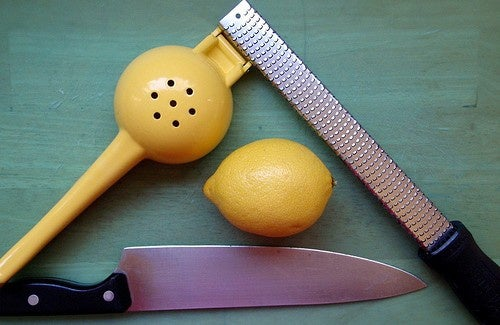 A técnica do limão congelado