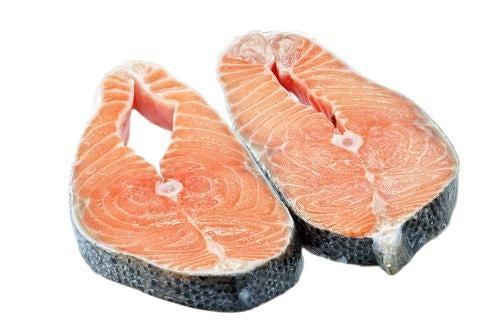 Receita de salmão ao molho de limão