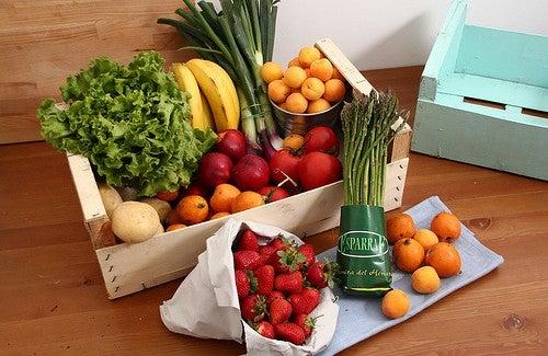 Alimentos que ajudam a tratar a pele seca