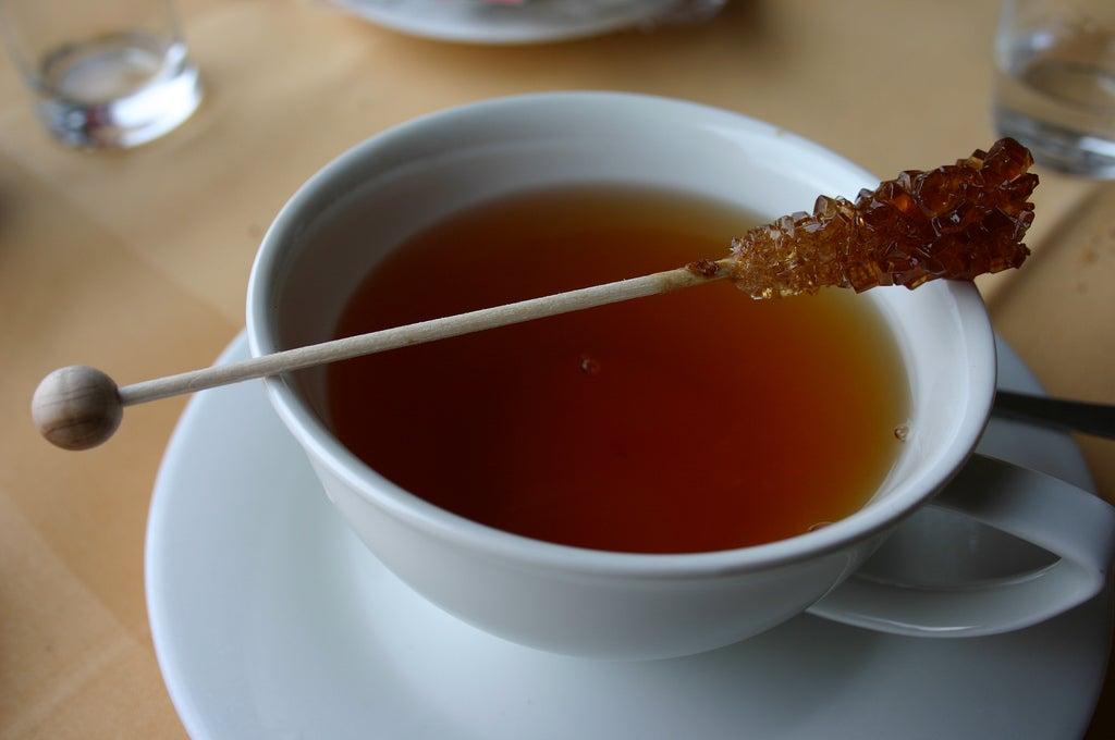 Chá a qualquer hora