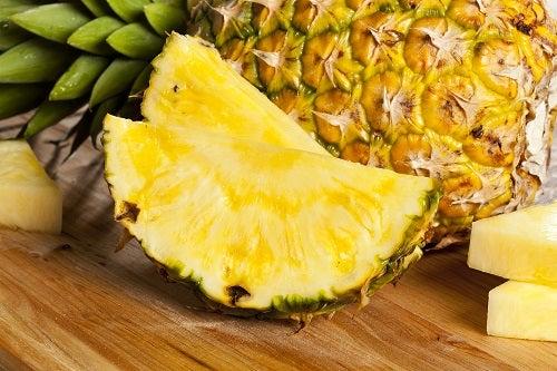 Benefícios do abacaxi para a saúde