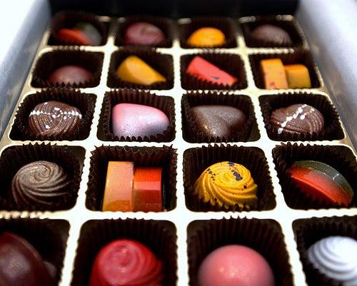 chocolate.J. Paxon Reyes