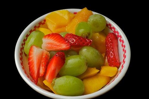 frutas. Maxey