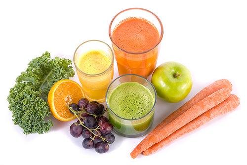 A importância da cor das frutas e vegetais
