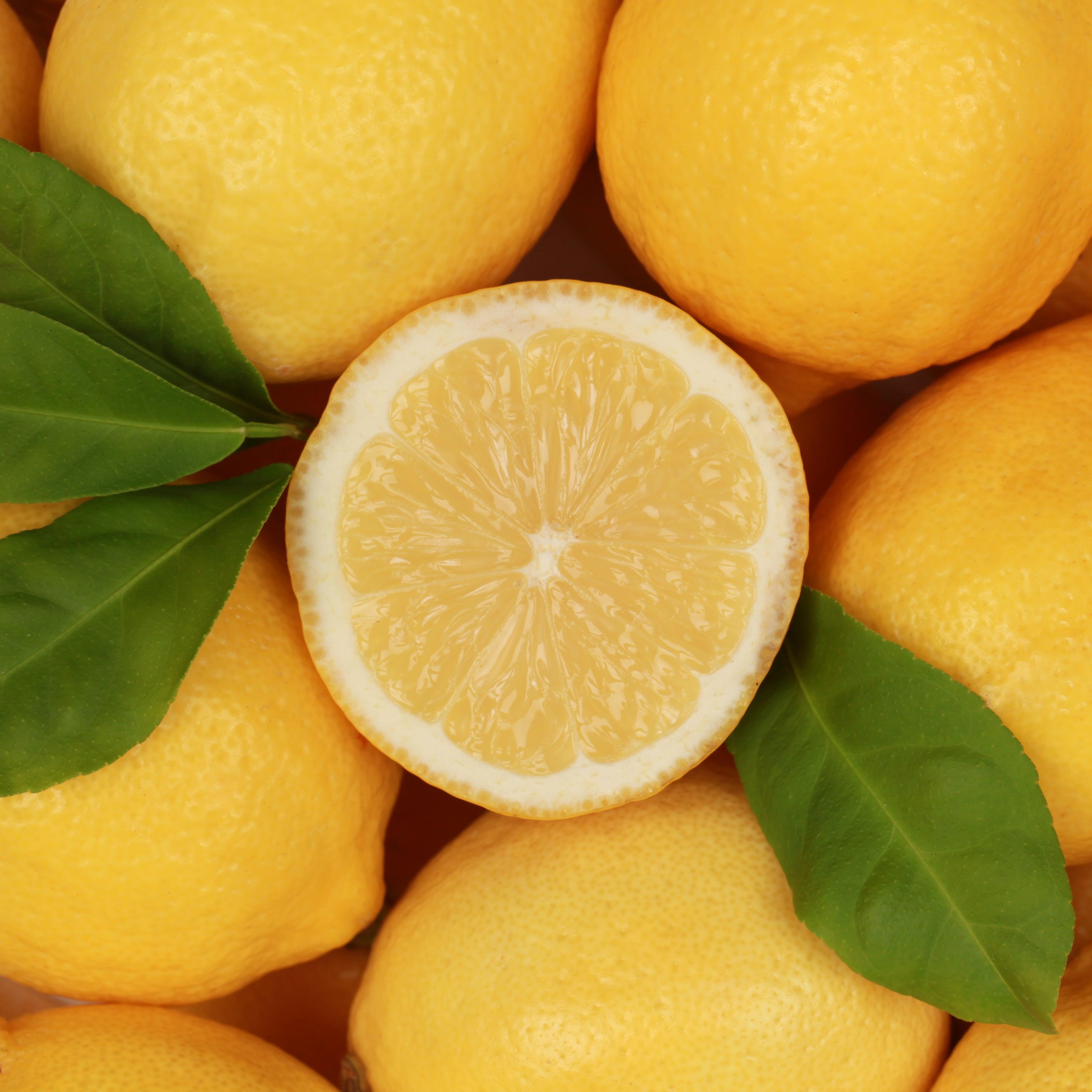 limão com casca