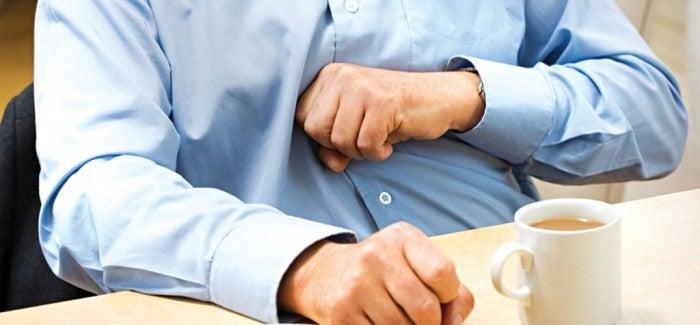 Como combater o refluxo gástrico?