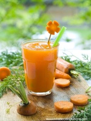 Sucos que previnem gripes e resfriados
