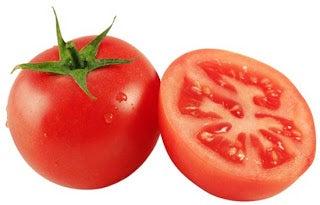 Tomates e maçãs para pulmões saudáveis