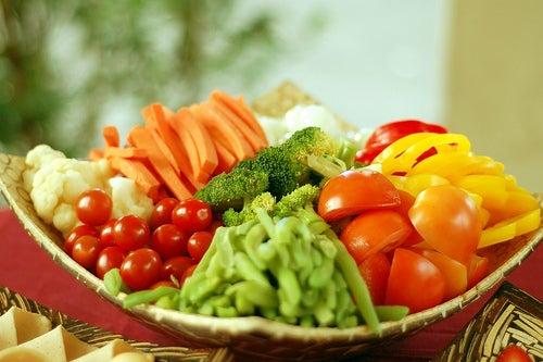 vegetais. ahmadpi