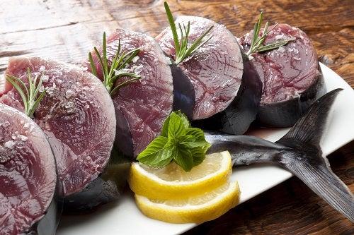 Inclua o peixe na sua alimentação
