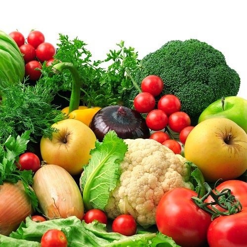 Melhor com verduras