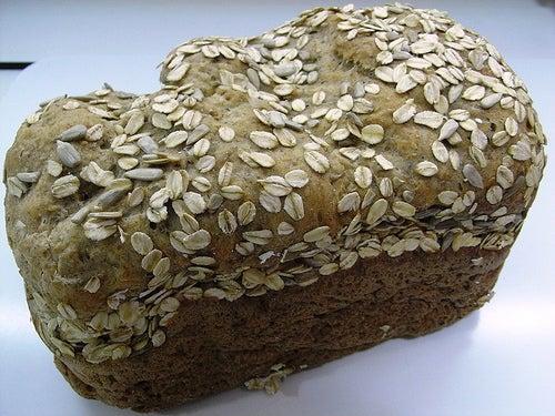 Pan con avena... javier lastras