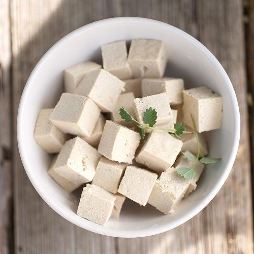Tofu uma alternativa a lactóse