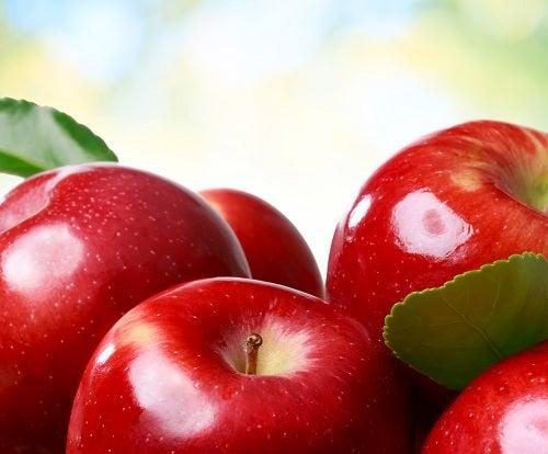 Maças e seus benefícios para o sangue