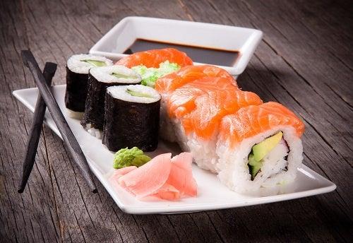Bons motivos para consumir comida japonesa