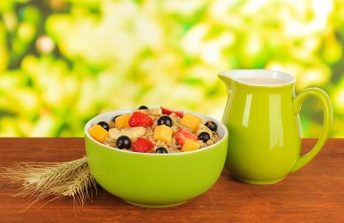 Consumo de cereais evita a prisão de ventre