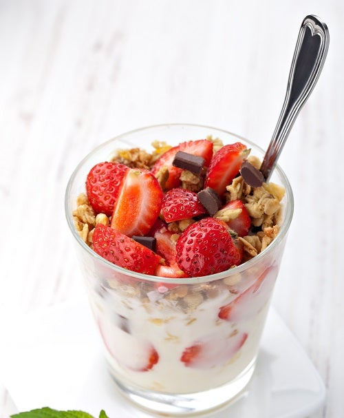 Iogurte, um alimento versátil
