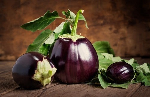 Berinjela, ótimo legume