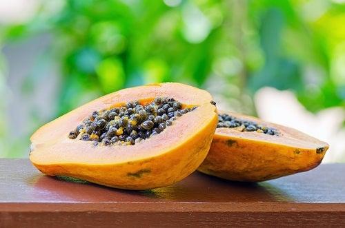 mamão papaya para saúde