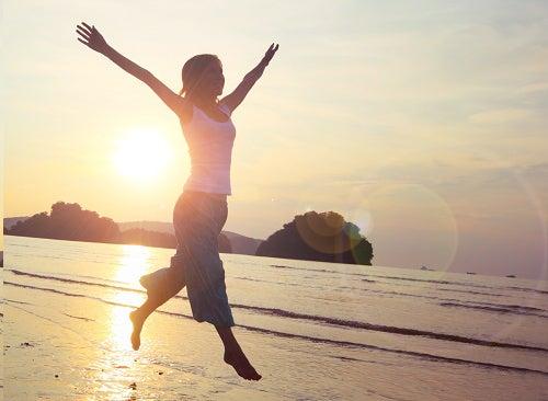 Pensamentos positivos são como âncoras para uma boa saúde física e mental