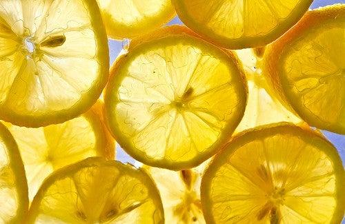 do suco de limão