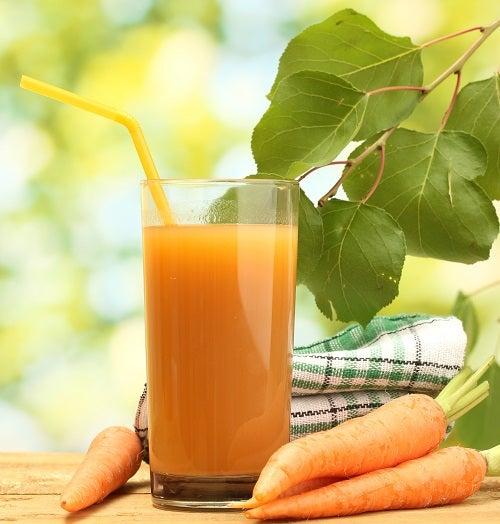 Cenoura é rica em antioxidantes