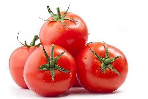 Tomates antioxidantes