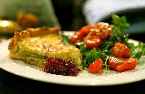 Três fabulosas receitas de tortas vegetarianas