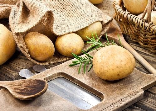 Usos não tradicionais da batata a favor da saúde