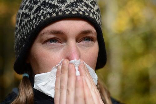 Curar desconfortos da tosse naturalmente
