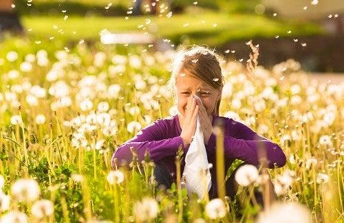 Tratamento caseiro para rinite alérgica