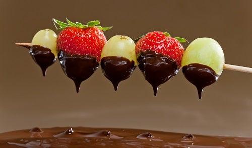 calorias dos doces