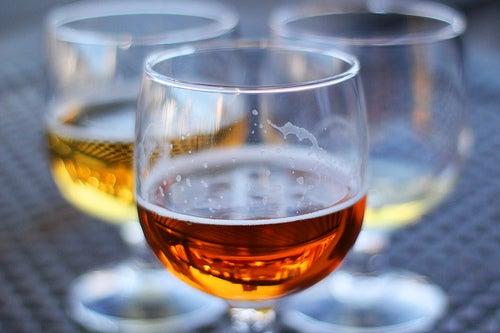 cerveja colabora para gota