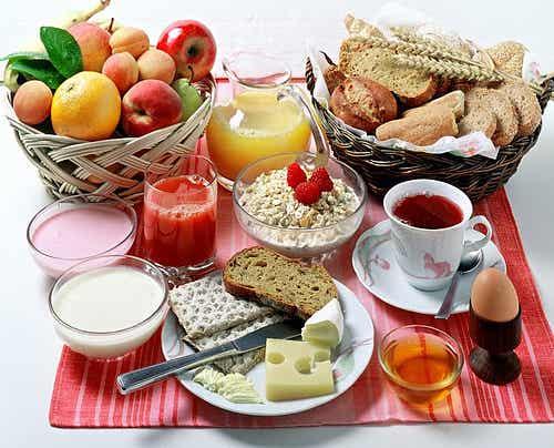 Como ter um café da manhã saudável?