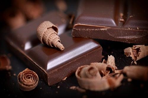 Conheça os benefícios do chocolate