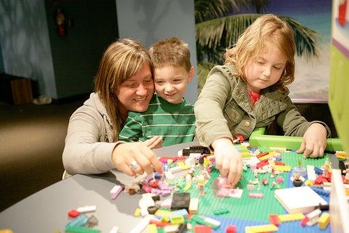 estimule-concetraçao-crianças. The Children's Museum of Indianapolis