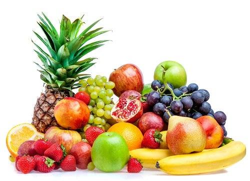 Frutas, verdadeiros laxantes naturais