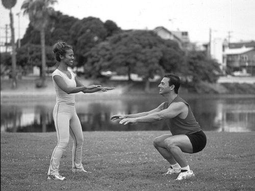 exercícios para fazer