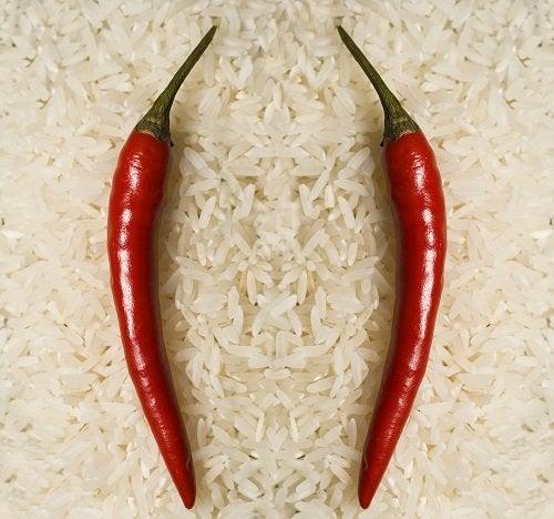 As incríveis propriedades da pimenta