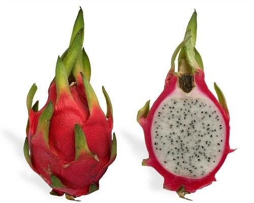 Pitaia é uma das frutas exóticas que traz mais benefícios a saúde