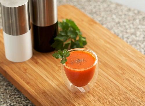 Suco natural para tratar a hérnia de hiato