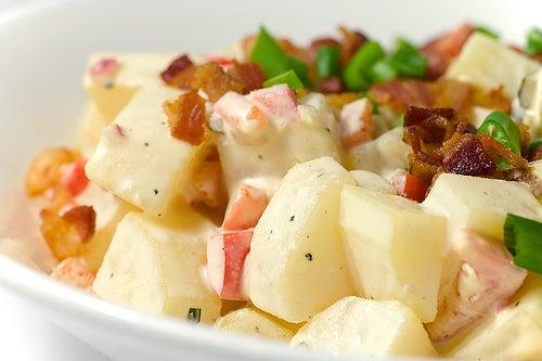 Benefícios das batatas