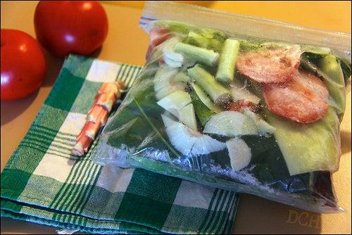 Bolsas-verduras