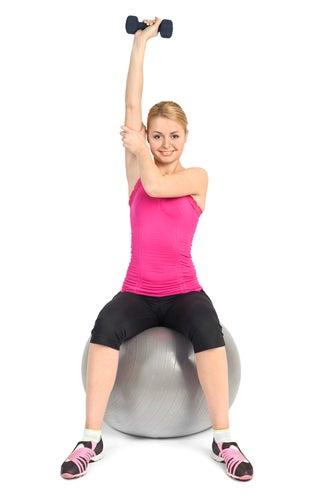 alimentos e exercício que evitam a flacidez