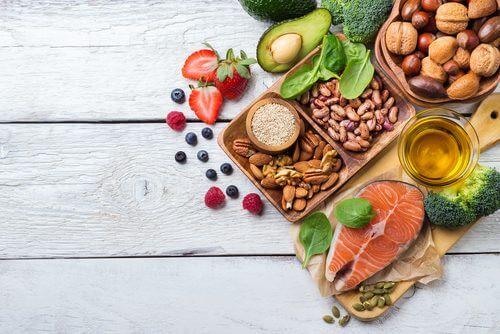 Exemplos de alimentos saudáveis para combater a osteoporose