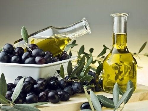 Propriedades do azeite de oliva