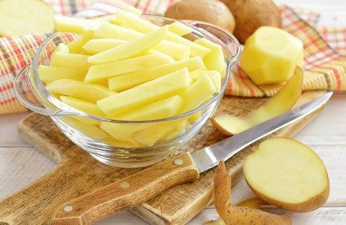 Conheça os benefícios das batatas