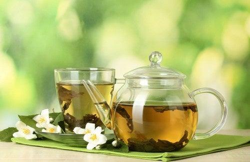 5 classes de chás e seus benefícios para a saúde