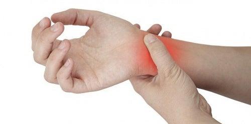 Remédios caseiros para a dor no pulso