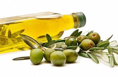 Tipos de azeite de oliva
